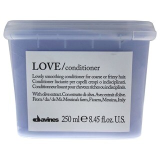 Davines Love Lovely Smoothing 8.45-ounce Conditioner for Harsh & Frizzy Hair