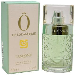 Lancome 'O De L'Orangerie' Women's 1.7-ounce Eau De Toilette Spray