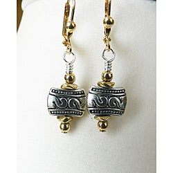 Aasha' Metal Earrings