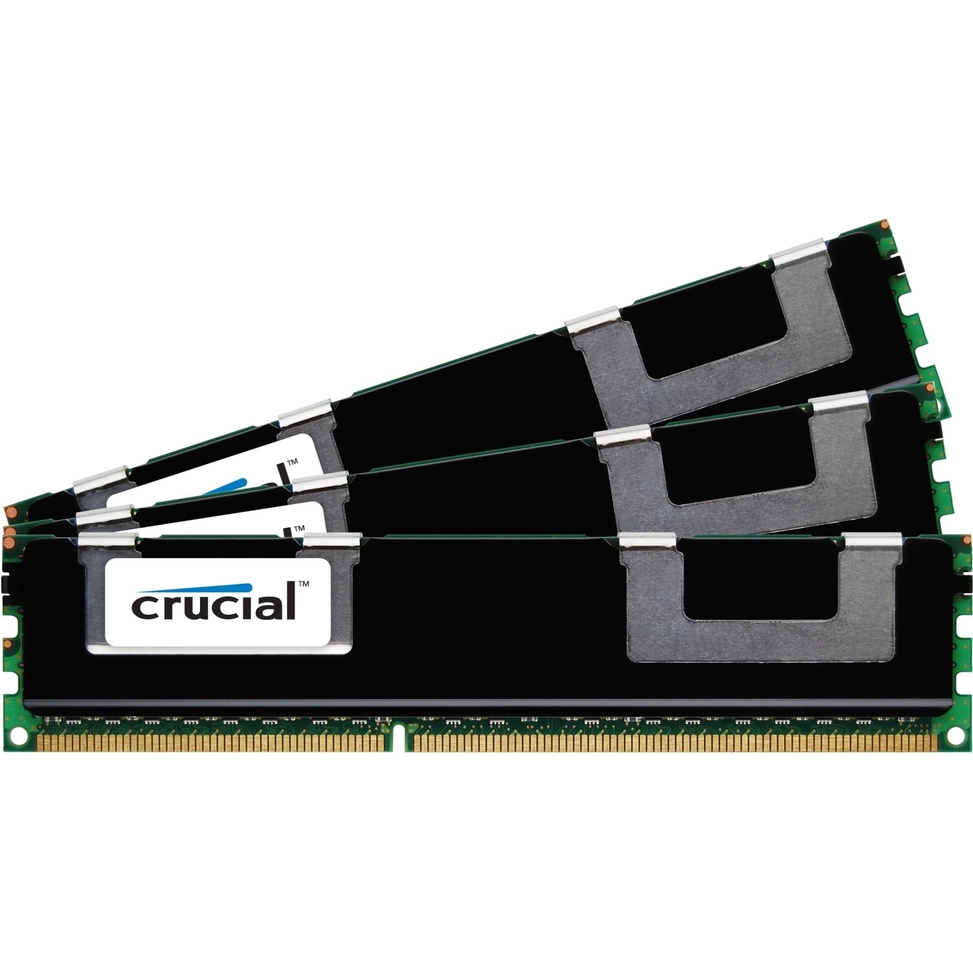Crucial 48GB DDR3 Sdram Memory Module #CT3K16G3ERSLD41339