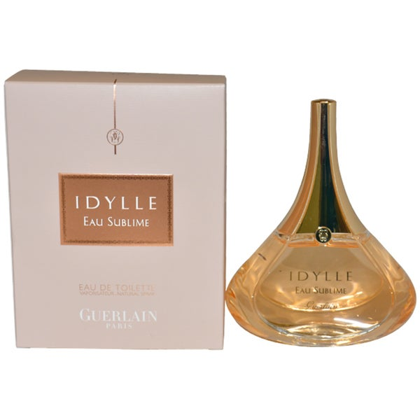 Guerlain Idylle Eau Sublime Women's 3.3-ounce Eau de Toilette Spray