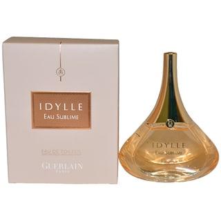 Guerlain Idylle Eau Sublime Women's 3.3-ounce Eau de Toilette Spray
