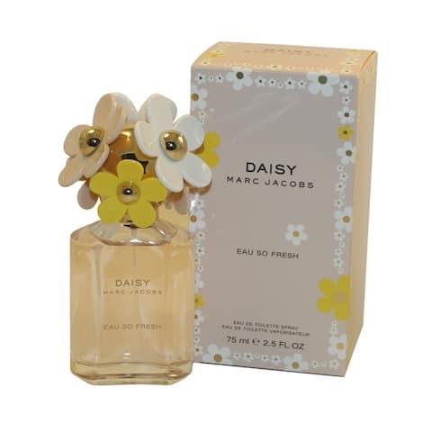 Marc Jacobs Daisy Eau So Fresh Women's 2.5-ounce Eau de Toilette Spray