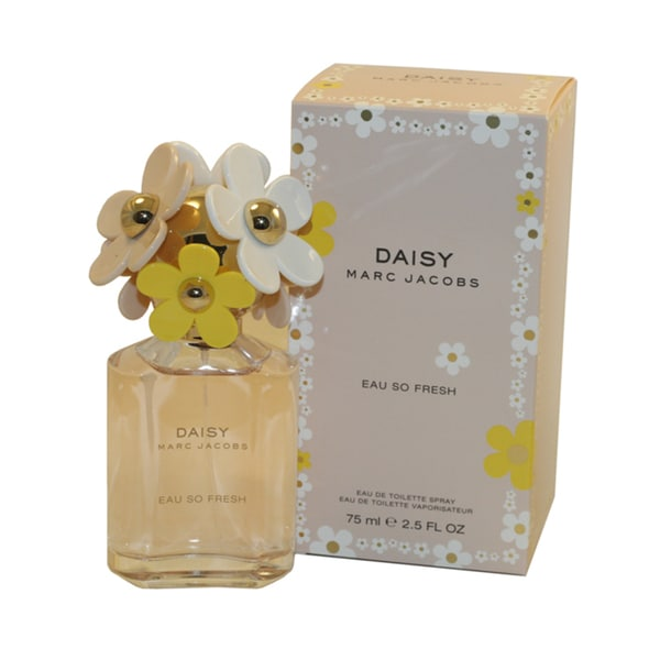 shop marc jacobs daisy eau so fresh women 39 s 2 5 ounce eau. Black Bedroom Furniture Sets. Home Design Ideas
