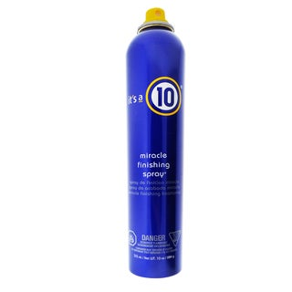 It's a 10 Miracle Finishing 10-ounce Spray
