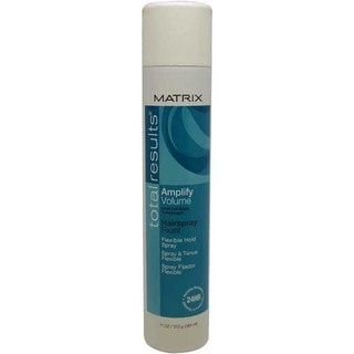 Matrix Total Results Amplify Volume Flexible Hold 11-ounce Hairspray