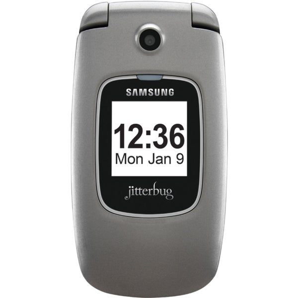 "Samsung Jitterbug Plus 1 GB Feature Phone - 2.2"" LCD 240 x 320 - 1.3"