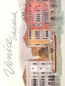 Venice Sketchbook (Hardcover)