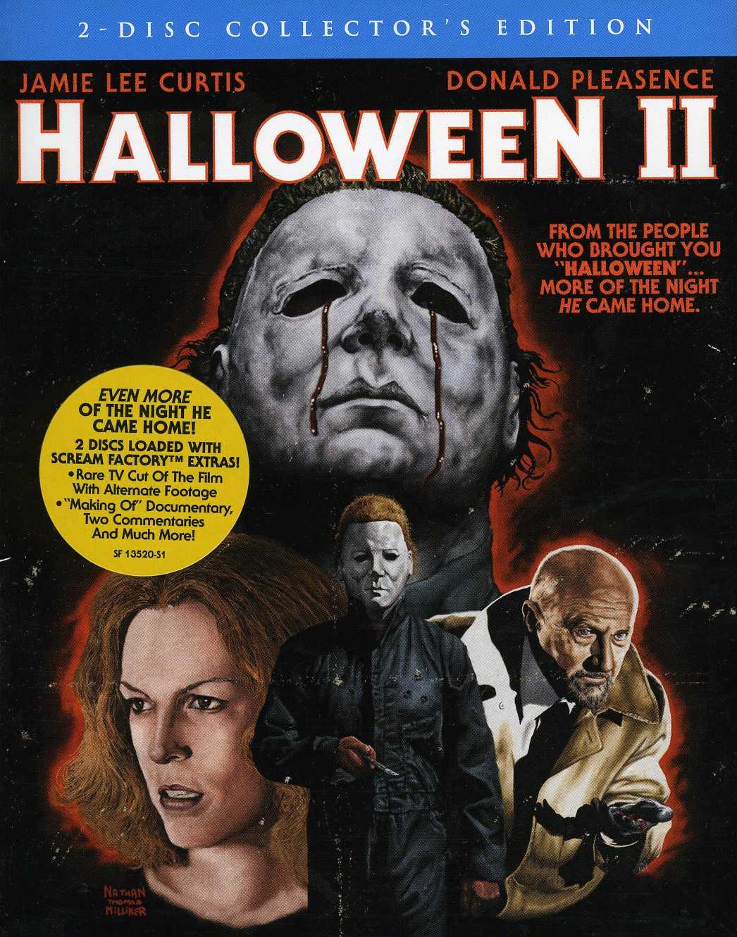 Halloween II (Collector's Edition) (Blu-ray Disc)