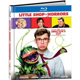 Little Shop of Horrors: The Director's Cut DigiBook (Blu-ray Disc)