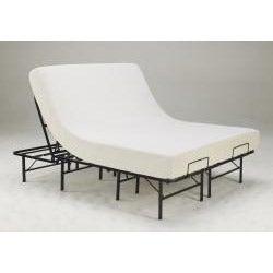 Posture Support 14-inch Twin-size Adjustable Platform Frame - Thumbnail 1