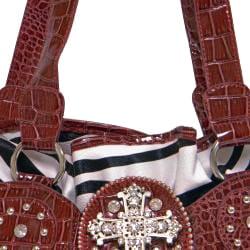 Donna Bella Designs 'Like a Prayer' Shoulder Bag - Thumbnail 2