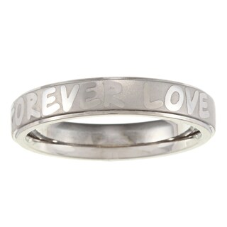 Titanium 'Forever Love' Band (5 options available)