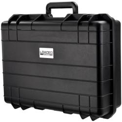 Barska Black Loaded Gear Watertight HD-400 Hard Case (with Foam Liner)