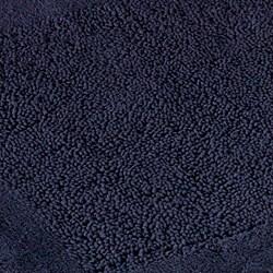 Safavieh Spa 2400 Gram Serenity Navy 27 x 45 Bath Mat (Set of 2) - Thumbnail 1