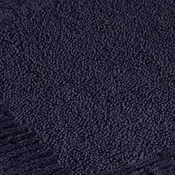 Safavieh Spa 2400 Gram Resorts Navy Cotton 21 x 34 Bath Rugs (Set of 2) - Thumbnail 1