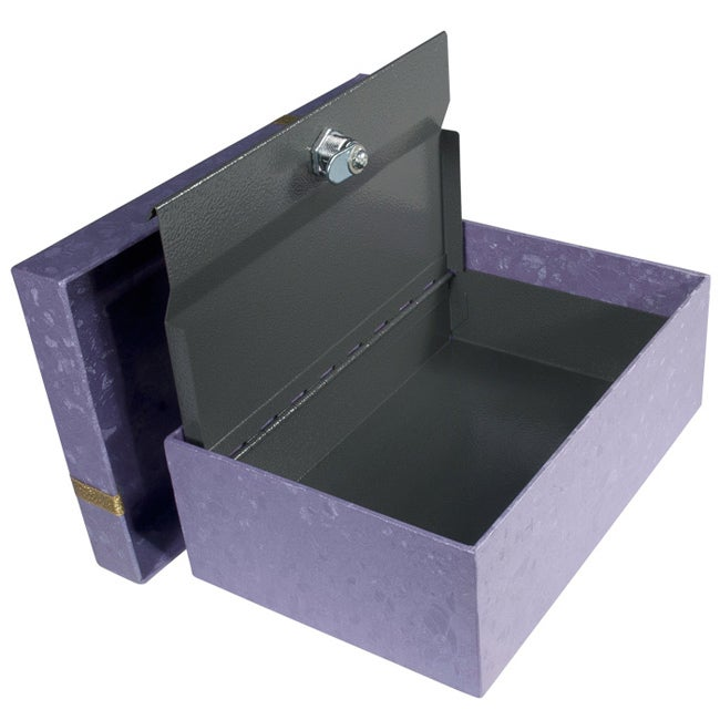 Gift Box Safe with Key Lock