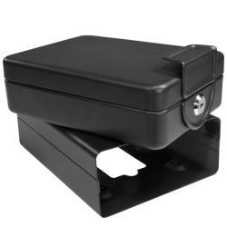 Barska Drawer Style Compact Key Lock Safe with Lid - Thumbnail 1