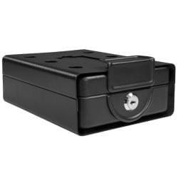 Barska Drawer Style Compact Key Lock Safe with Lid - Thumbnail 2
