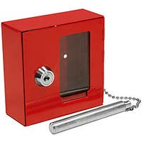 Barska Breakable Emergency Key Box