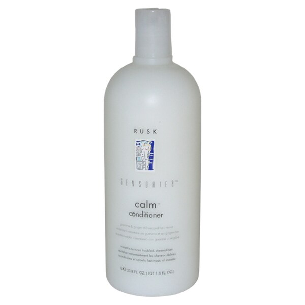 Rusk Sensories Calm 33.8-ounce Conditioner