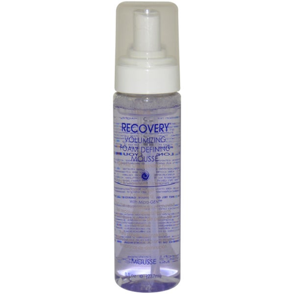 Nairobi Recovery Volumizing Foam Defining 8-ounce Mousse