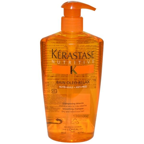 Kerastase Nutritive Bain Oleo-Relax 16.9-ounce Shampoo