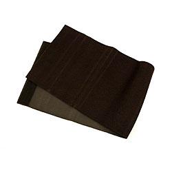 Defender 10-inch Black Sports Slimmer Belt Back Support Tummy Belt