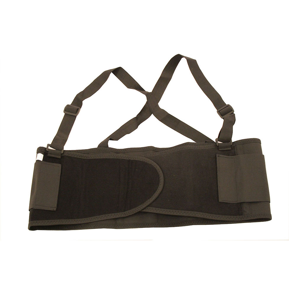 Small Black Back Support Belt - Thumbnail 0