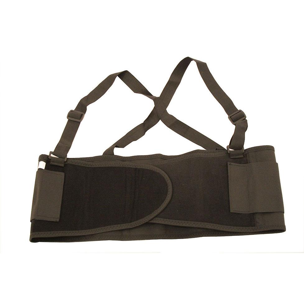 X-Large Black Back Support Belt