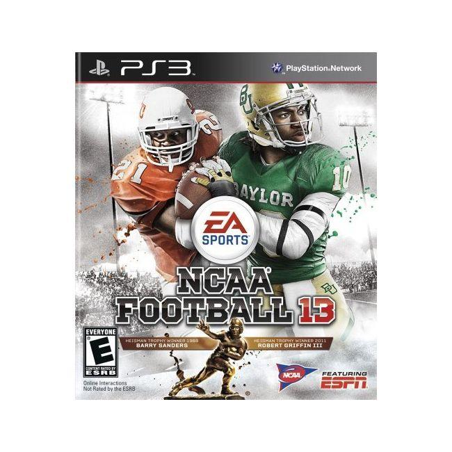 PS3 - NCAA Football 13 (Pre-Played)