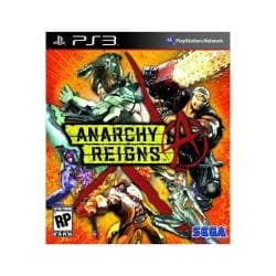 PS3 - Anarchy Reigns (Pre-Played)