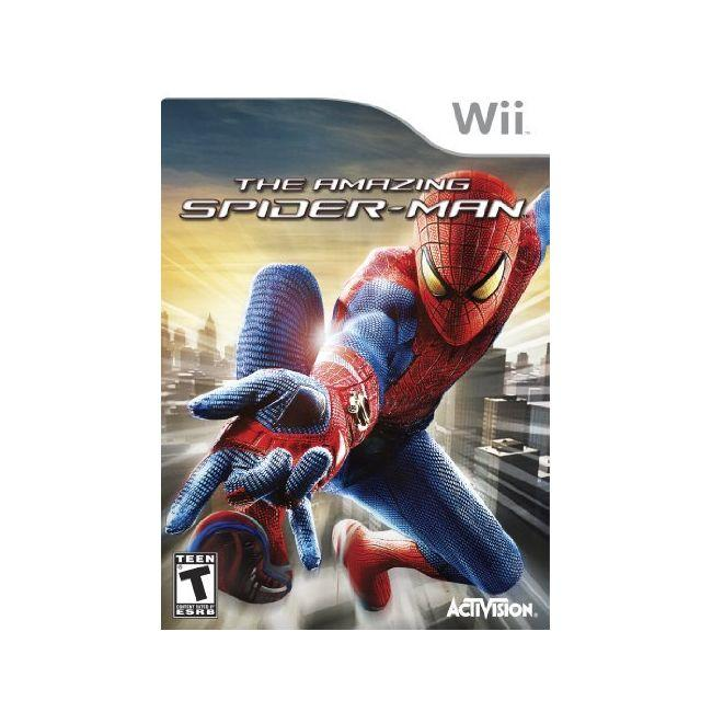 Wii - Amazing Spiderman (Pre-Played)