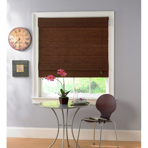 Imperial Cocoa 60x72-inch Matchstick Blind