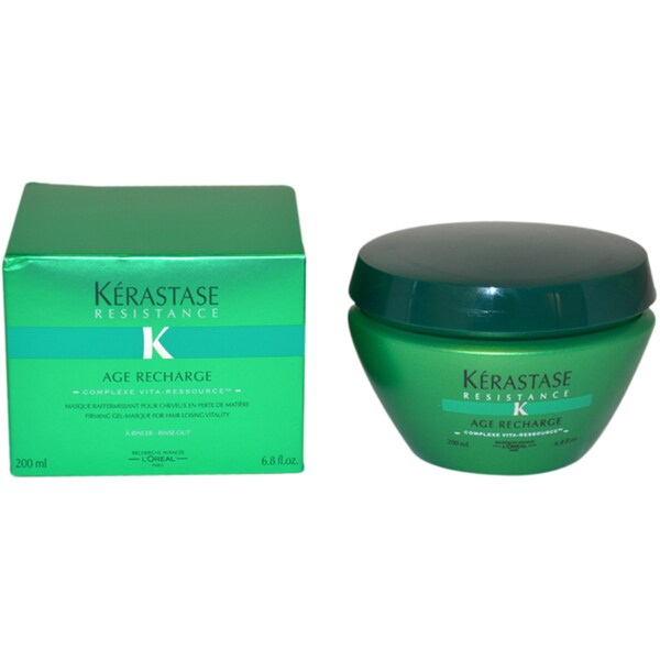 Kerastase Resistance Age Recharge Firming Gel 6.8-ounce Masque