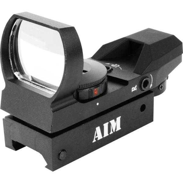 Aim Sports Dual Illumination Scope with 4 Reticles
