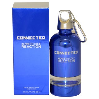 Kenneth Cole Reaction Connected Men's 4.2-ounce Eau de Toilette Spray