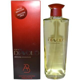 Antonio Banderas Diavolo Men's 6.75-ounce Eau de Toilette Spray