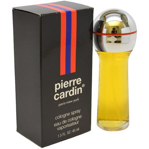 Pierre Cardin Men's 1.5-ounce Eau de Cologne Spray