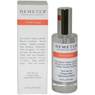 Demeter Fresh Ginger 4-ounce Cologne Spray