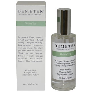 Demeter Green Tea Unisex 4-ounce Cologne Spray