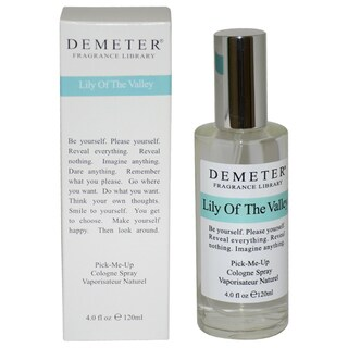 Lily Of The Valley by Demeter 4-ounce Cologne Spray