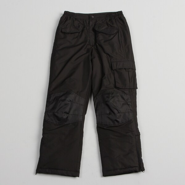 iXtreme Unisex (8-18) Black Snow Pants