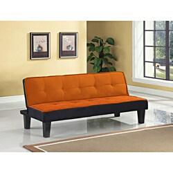 Hamar Orange Adjustable Sofa