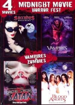 Horror 4 Pack: Vol. 3