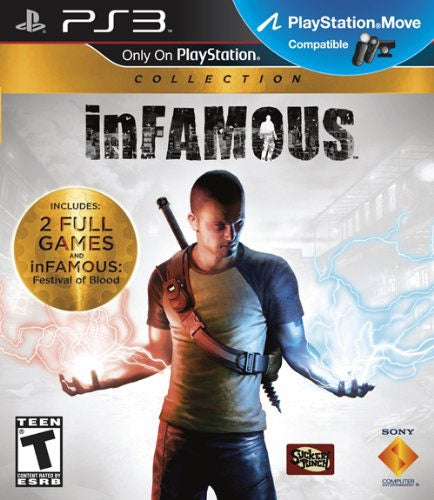 PS3 - Infamous Dual Pack (1&2)