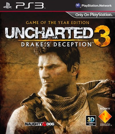 PS3 - Uncharted 3 Game of the Year Edition