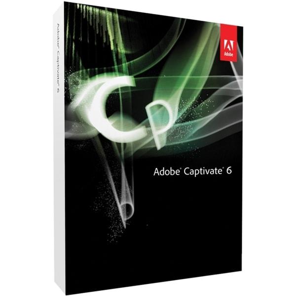 Adobe Captivate v.6.0 - Complete Product - 1 User