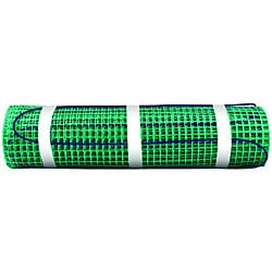 WarmlyYours TempZone 120V 1.5' x 33' Roll Twin Heating Roll