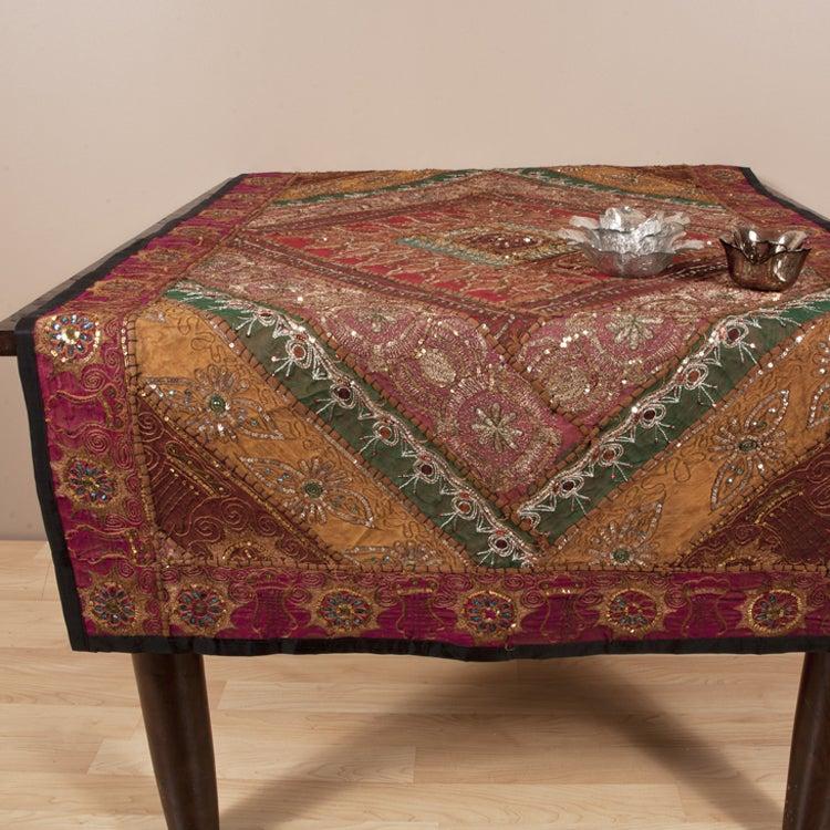 Handmade Sari 'Sitara' Throw